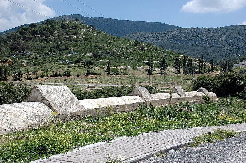 Zaghouan Mountain